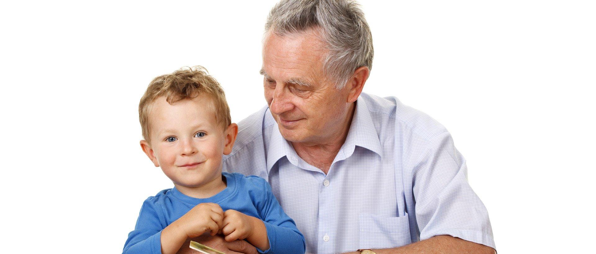 nonno-bambino